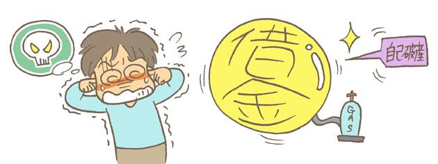 自己破産はいくら借金があればできるの?