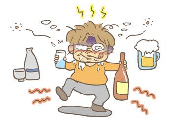 アルコール依存症は精神病じゃないの?