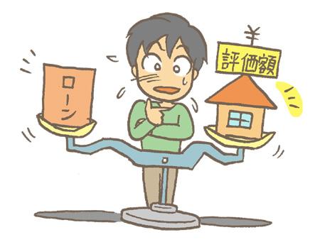 住宅ローンがある場合の財産分与は?