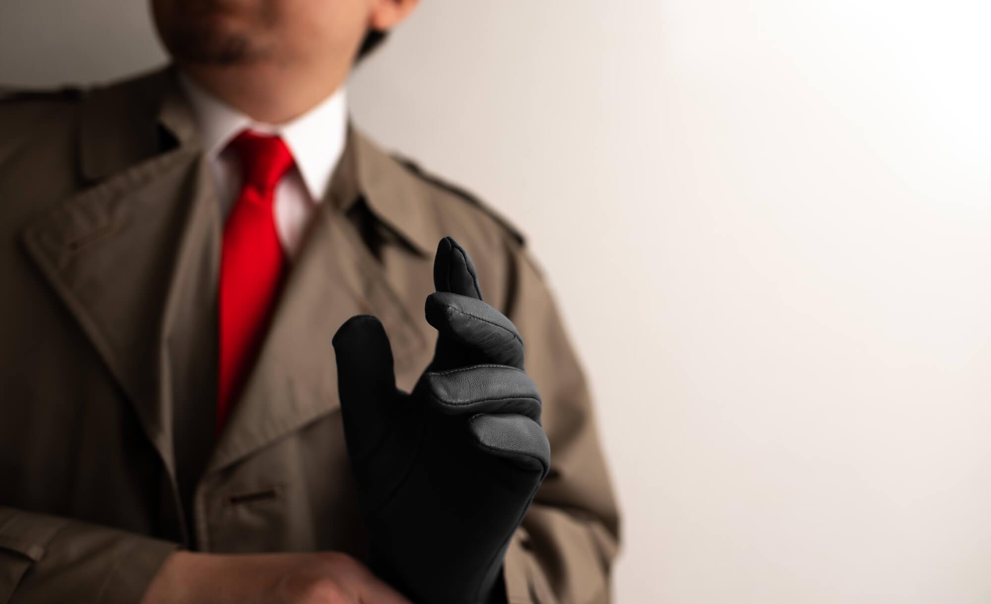 探偵事務所に依頼をする